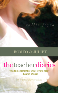 The Teacher Diaires Front Cover with Lauren Winner